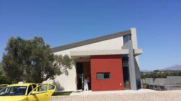 Winery entrance , Helen A - September 2015