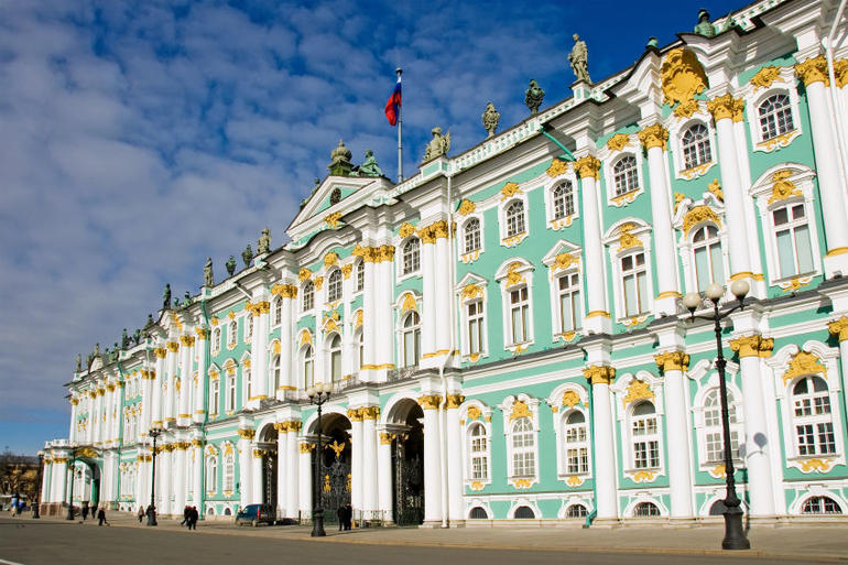 Winter Palace, St Petersburg - St Petersburg