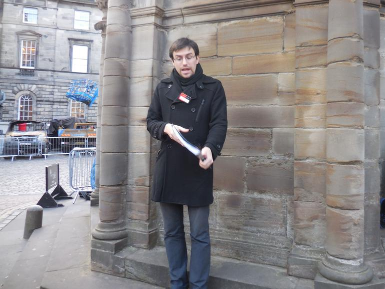 Historical Walking Tour with Optional Skip the Line Entry to Edinburgh Castle photo 20