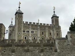 A picture of the Tower of London , Kevin O - September 2017