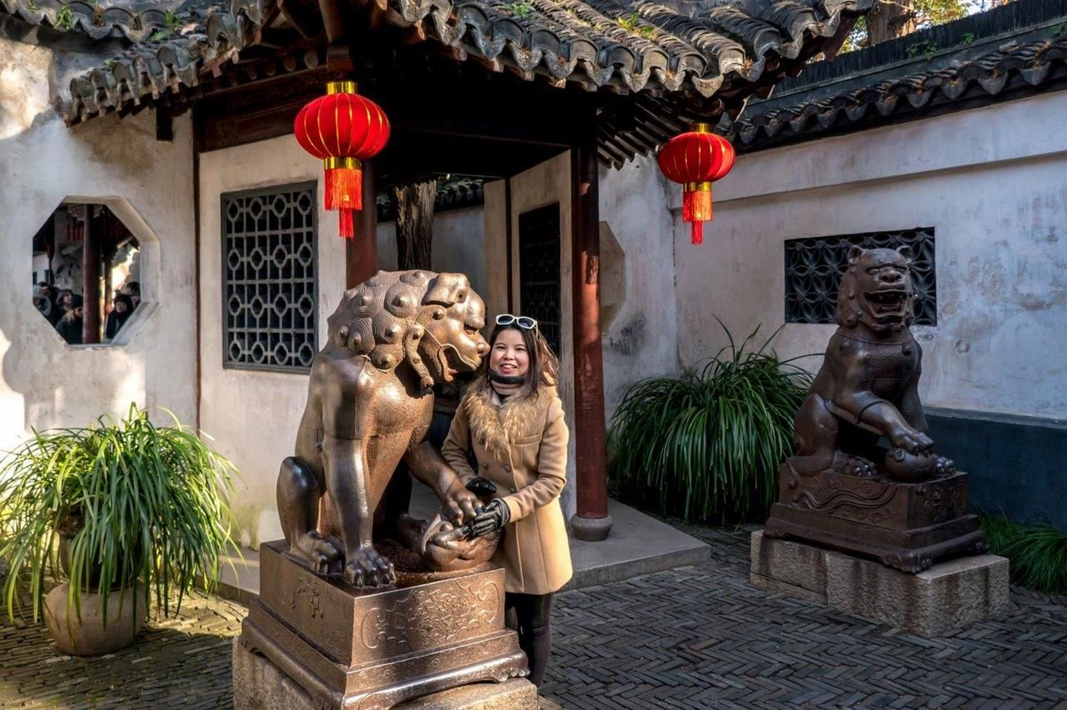MÁS FOTOS, Private Full-Day Tour: Shanghai Old and New Highlights