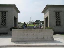 Kranji War Memorial , Vernon B - February 2018