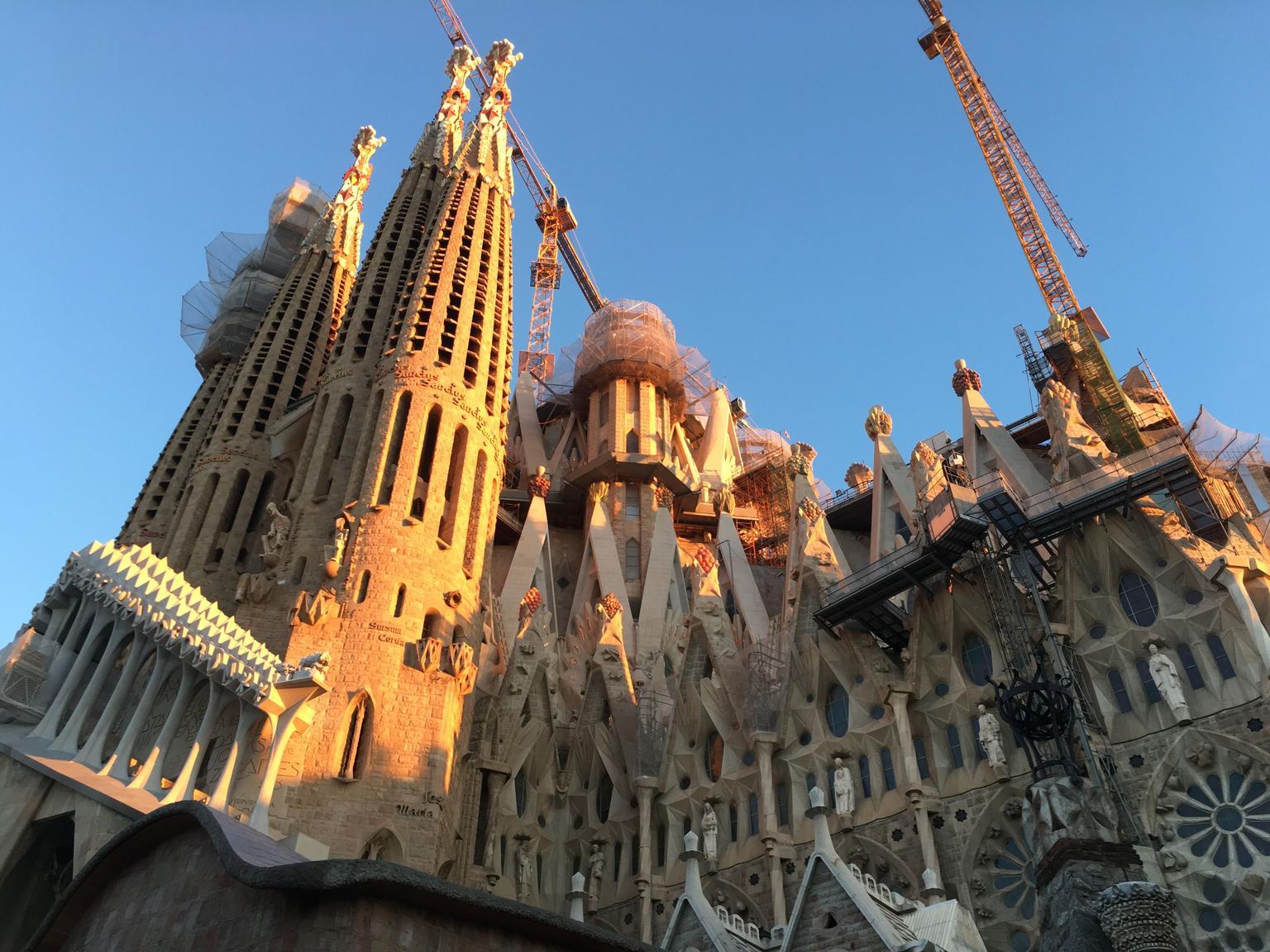 MORE PHOTOS, Skip the Line: Park Guell and La Sagrada Familia Guided Tour