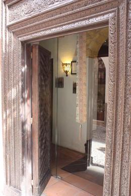 Hammam Entrance, SCV - December 2012