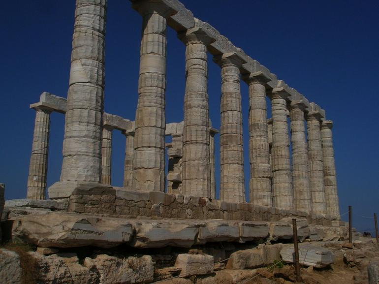 Cape Sounion - Athens