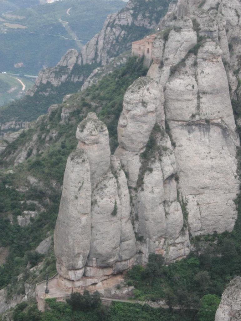 Creatures of Montserrat - Barcelona