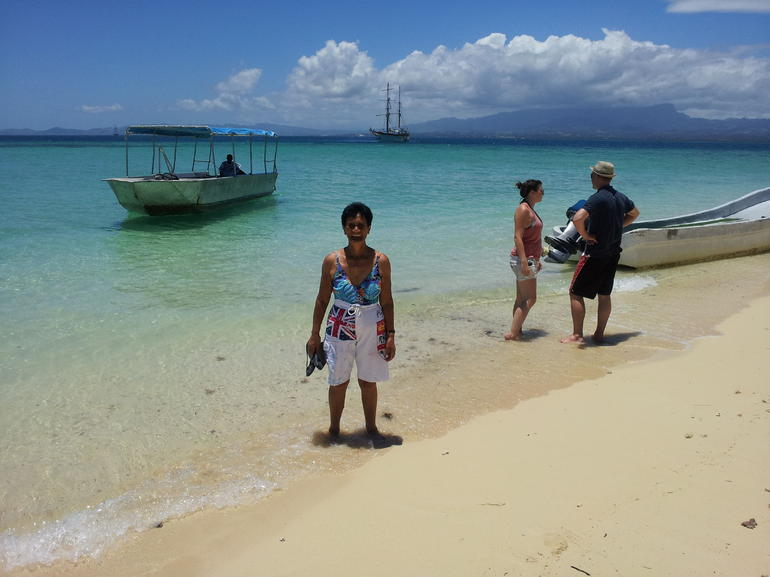 Nadi Tivua Island Day Cruise Including Snorkeling and BBQ Lunch photo 11