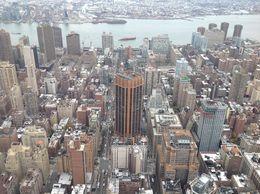 First time in Manhattan , Ronald A - February 2015