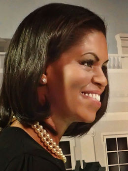 Michelle Obama has focused on improving the nutrition of school children while serving as First Lady, a campaign less political than Hillary Clinton's fight for universal health care. , Mary H - May 2015