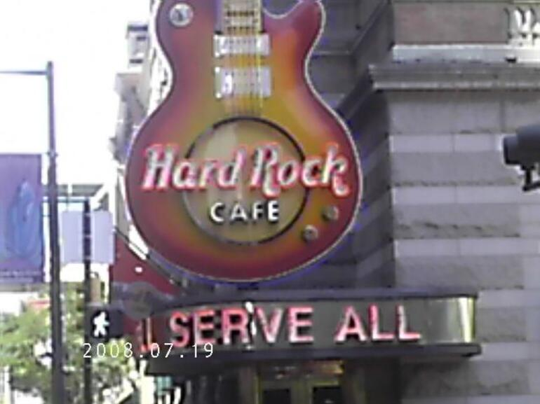 Hard Rock Cafe - Philadelphia