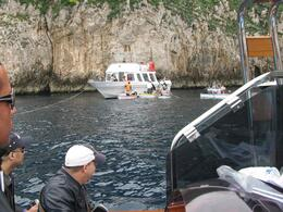 Optional tour - Blue Grotto , Choy Kuen L - April 2011