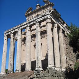 Ancient Rome, Kimberly W - September 2010