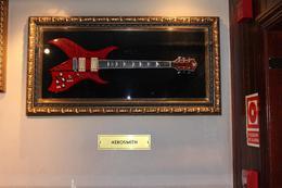 Aerosmith's guitar. , Chan KW & SM San - July 2011