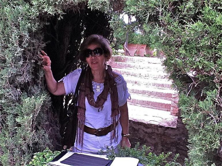 Jardines de El Generalife - Granada