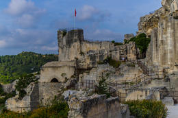 Castle of Les Beaux-de-Provence , Frank D - October 2013