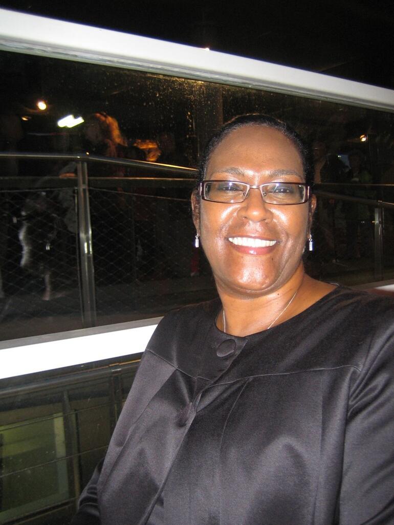 Me on the Siene Cruise - Paris