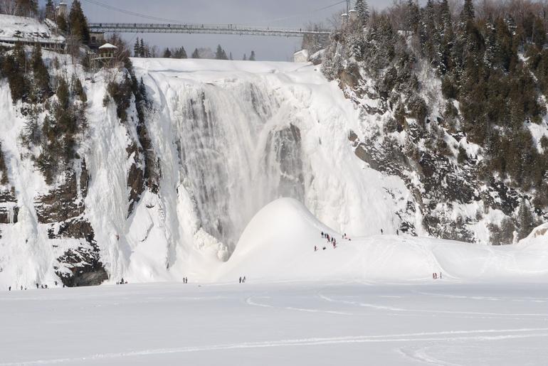 Montmorency Falls - Montreal