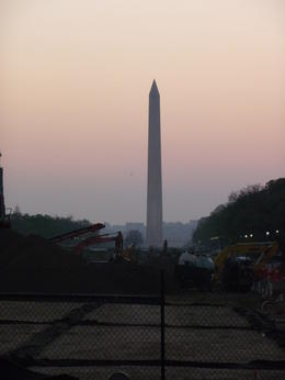 Washington Monument at Dusk , john g - March 2012