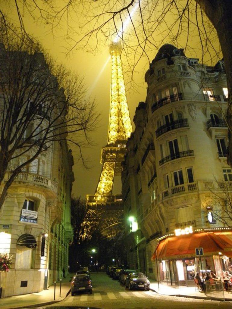 Paris - New Years Eve 2010 -