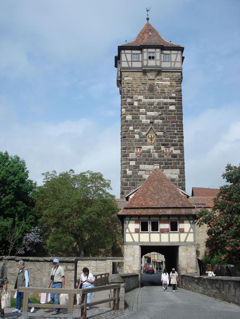 Rothenburg - Frankfurt