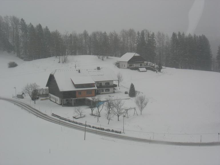 Snow - Vienna