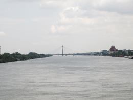 Wonderful to see the Blue Danube, Teresa M - August 2010