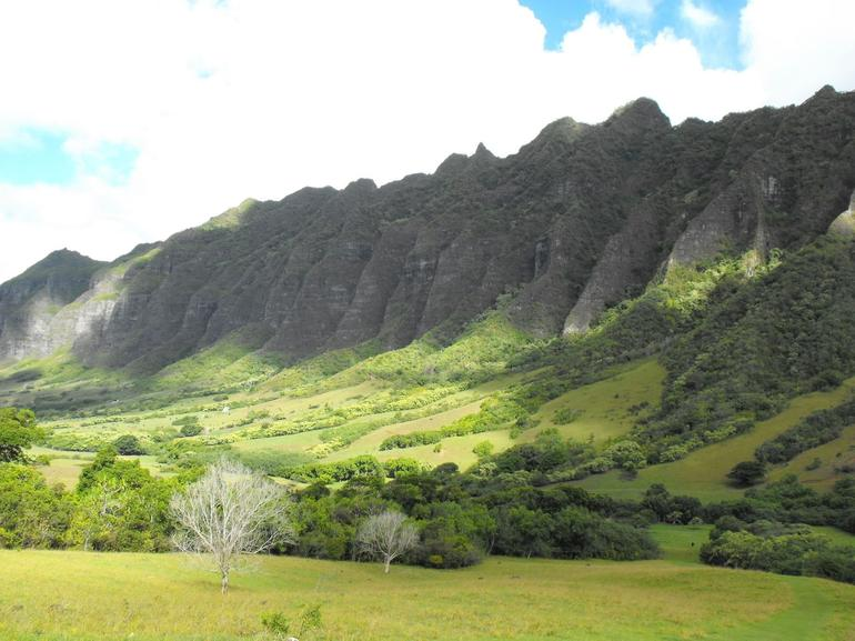 The Valley - Oahu