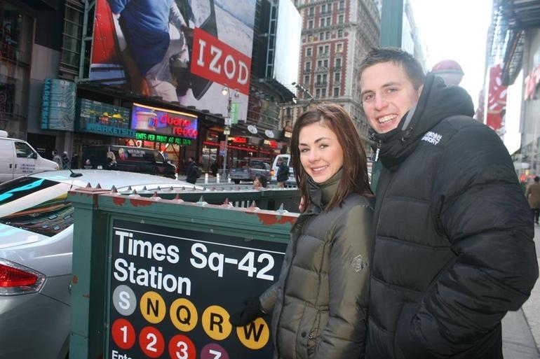 Times Sq - New York City