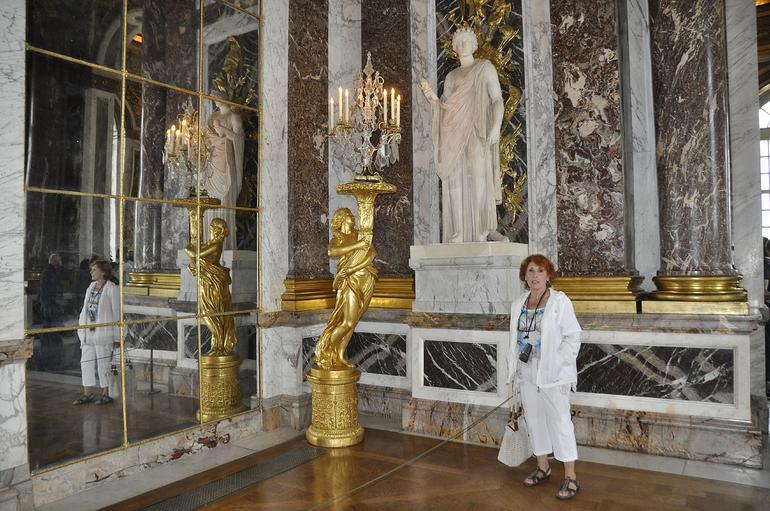 Versailles, Hall of Mirrors - Paris