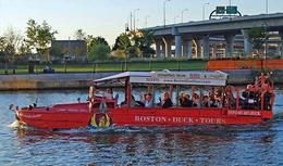 Boston duck tour!! , QA T - October 2016