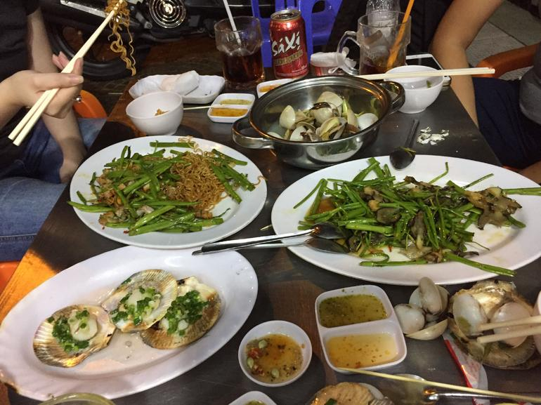 Food Tasting Experience in Ho Chi Minh by Motorbike