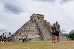 Us at Chichen Itza! , Jeff L - February 2017