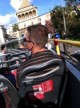 mit Viator fast einen ganzen Tag unterwegs in Palermo , Angela d - October 2015
