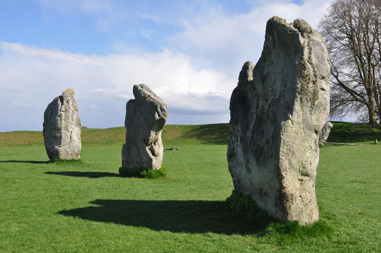 Avebury, just as magical as Stonehenge - London