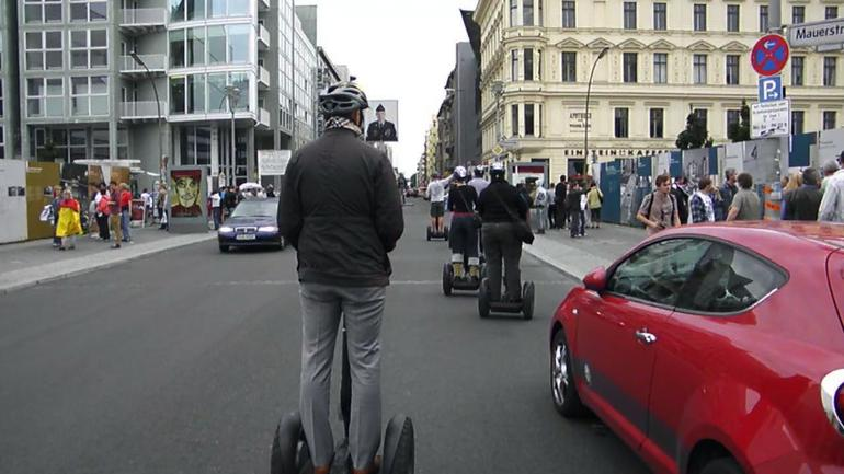 Berlin Segway - Berlin