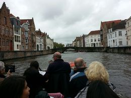 On our canal cruise! , Laura C - October 2015