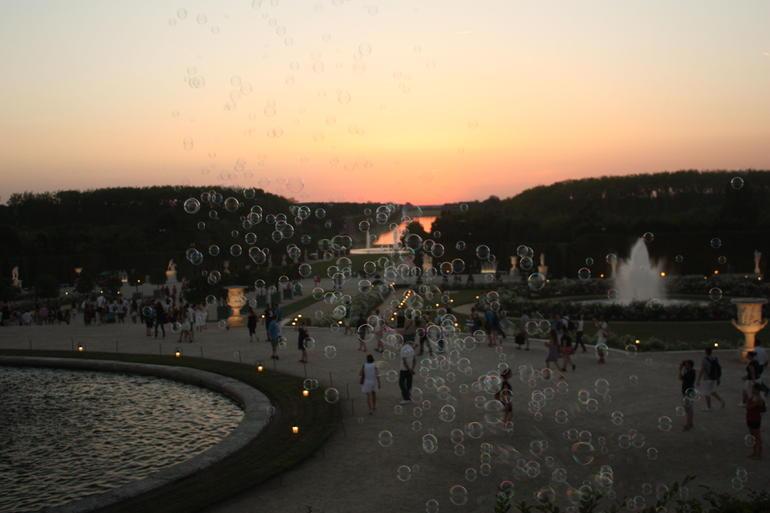 Burble show - Versailles