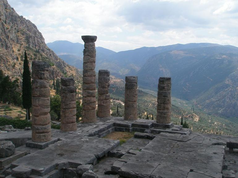 Delphi Day Trip from Athens photo 14