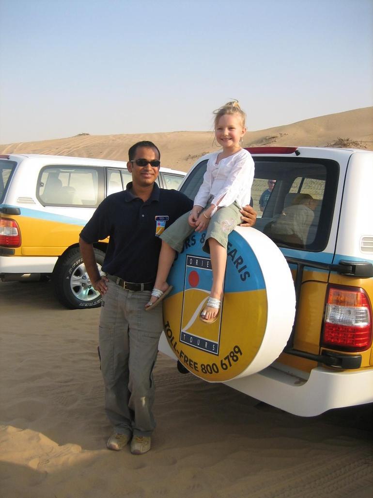 Dubai 4x4 Desert Adventure - Dubai