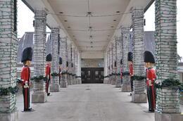 Entrance to Niagara Fall Visitor Centre , Chris Hord - March 2014