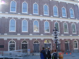 Faneuil Hall, north side - June 2011