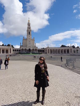 Beautiful morning in Fatima. , Claudia A - April 2014