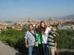 The hills overlooking Florence, Mary T - September 2009