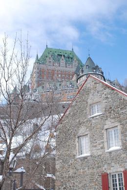 Taken in Quebec City 2/2009, Steve W - February 2009