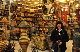 Traditional Morocco products, Ionelia I - January 2010
