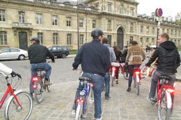 Paris by bike! , Kristin C - May 2013