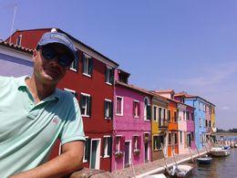 Viaje entre islas en Venecia. , JULIAN A - August 2015