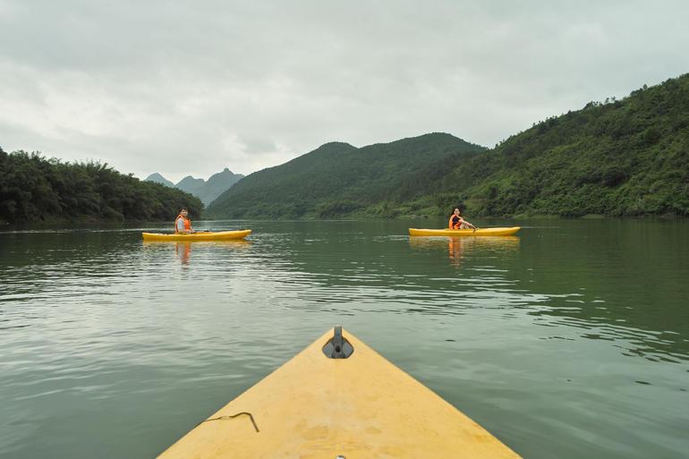 Kayaking - Yangshuo