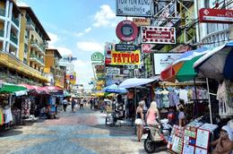 Khao San Road - May 2012