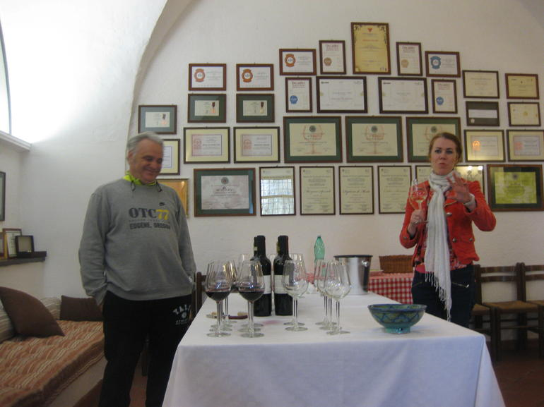 Frascati Wine Tasting Guided Tour from Rome photo 23